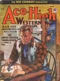 Ace-High Western Stories (1940-1951 Fictioneers) Vol. 24 #3