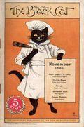 Black Cat (1895-1922 Shortstory) Pulp Vol. 2 #2