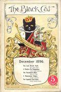 Black Cat (1895-1922 Shortstory) Pulp Vol. 2 #3