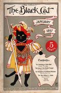 Black Cat (1895-1922 Shortstory) Pulp Vol. 2 #4