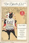 Black Cat (1895-1922 Shortstory) Pulp Vol. 2 #7