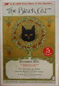 Black Cat (1895-1922 Shortstory) Pulp Vol. 3 #3