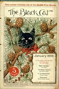Black Cat (1895-1922 Shortstory) Pulp Vol. 3 #4