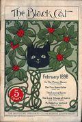 Black Cat (1895-1922 Shortstory) Pulp Vol. 3 #5