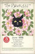 Black Cat (1895-1922 Shortstory) Pulp Vol. 3 #9