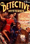 Detective Mysteries (1938 Western Fiction) Pulp 1