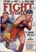 Fight Stories (1928-1952 Fiction House) Pulp Vol. 3 #5