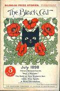 Black Cat (1895-1922 Shortstory) Pulp Vol. 3 #10