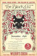 Black Cat (1895-1922 Shortstory) Pulp Vol. 4 #2