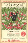 Black Cat (1895-1922 Shortstory) Pulp Vol. 4 #3