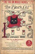 Black Cat (1895-1922 Shortstory) Pulp Vol. 4 #4