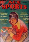 Ace Sports (1936-1949 Periodical House) Pulp Vol. 1 #1