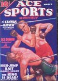 Ace Sports (1936-1949 Periodical House) Pulp Vol. 1 #3