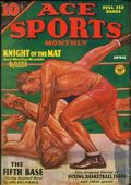 Ace Sports (1936-1949 Periodical House) Pulp Vol. 1 #4