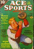 Ace Sports (1936-1949 Periodical House) Pulp Vol. 2 #3