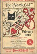 Black Cat (1895-1922 Shortstory) Pulp Vol. 4 #5