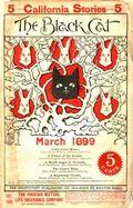 Black Cat (1895-1922 Shortstory) Pulp Vol. 4 #6