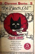 Black Cat (1895-1922 Shortstory) Pulp Vol. 4 #7
