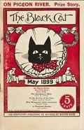 Black Cat (1895-1922 Shortstory) Pulp Vol. 4 #8