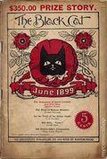 Black Cat (1895-1922 Shortstory) Pulp Vol. 4 #9