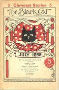Black Cat (1895-1922 Shortstory) Pulp Vol. 4 #10