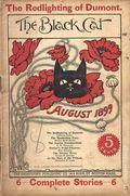 Black Cat (1895-1922 Shortstory) Pulp Vol. 4 #11