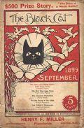 Black Cat (1895-1922 Shortstory) Pulp Vol. 4 #12
