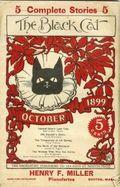 Black Cat (1895-1922 Shortstory) Pulp Vol. 5 #1