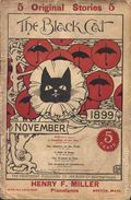 Black Cat (1895-1922 Shortstory) Pulp Vol. 5 #2