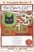 Black Cat (1895-1922 Shortstory) Pulp Vol. 5 #3