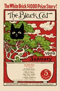 Black Cat (1895-1922 Shortstory) Pulp Vol. 5 #4