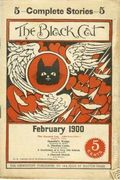 Black Cat (1895-1922 Shortstory) Pulp Vol. 5 #5