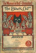Black Cat (1895-1922 Shortstory) Pulp Vol. 5 #6