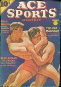 Ace Sports (1936-1949 Periodical House) Pulp Vol. 4 #1