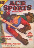 Ace Sports (1936-1949 Periodical House) Pulp Vol. 4 #2
