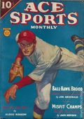Ace Sports (1936-1949 Periodical House) Pulp Vol. 4 #4