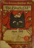 Black Cat (1895-1922 Shortstory) Pulp Vol. 5 #9