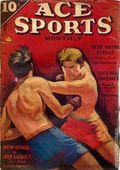 Ace Sports (1936-1949 Periodical House) Pulp Vol. 5 #3