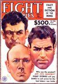 Fight Stories (1928-1952 Fiction House) Pulp Vol. 4 #2