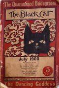 Black Cat (1895-1922 Shortstory) Pulp Vol. 5 #10