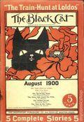 Black Cat (1895-1922 Shortstory) Pulp Vol. 5 #11
