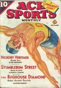 Ace Sports (1936-1949 Periodical House) Pulp Vol. 6 #1