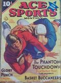 Ace Sports (1936-1949 Periodical House) Pulp Vol. 6 #3