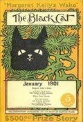 Black Cat (1895-1922 Shortstory) Pulp Vol. 6 #4