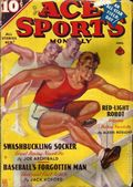 Ace Sports (1936-1949 Periodical House) Pulp Vol. 7 #4