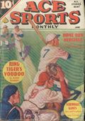 Ace Sports (1936-1949 Periodical House) Pulp Vol. 8 #1