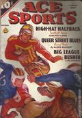 Ace Sports (1936-1949 Periodical House) Pulp Vol. 8 #3