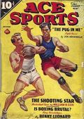 Ace Sports (1936-1949 Periodical House) Pulp Vol. 8 #4