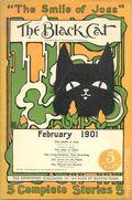 Black Cat (1895-1922 Shortstory) Pulp Vol. 6 #5