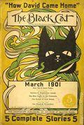 Black Cat (1895-1922 Shortstory) Pulp Vol. 6 #6